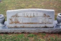 Rev Adolf H. Hoyer