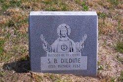 Silas Boatright Dildine, Sr