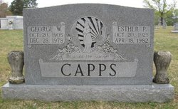 George W. Capps