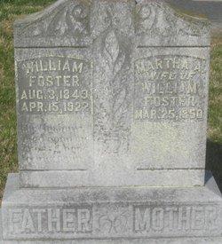 Martha Ann <I>Stewart</I> Foster