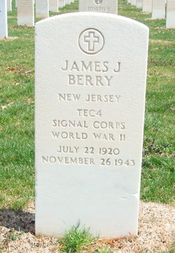 James J Berry