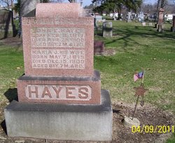 John E Hayes