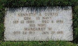 Kenneth A Curtis