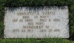 Margaret M <I>Leis</I> Curtis