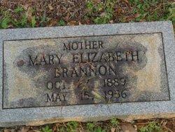 Mary Elizabeth Brannon