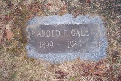 Harold C Gale