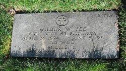 Wilbur W Fee