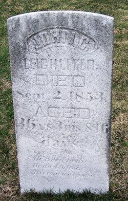 Rev John Campbell Leichliter