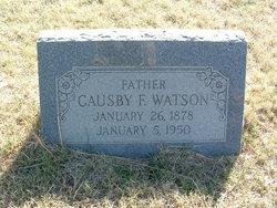 "Causby Franklin ""Cosby"" Watson"