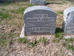 Ella B. <I>Downs</I> Bennett