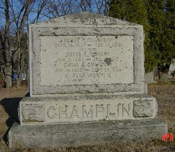 Edith Maybe;; <I>Northup</I> Champlin