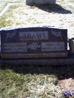 Ruth Alice <I>Conway</I> Adams