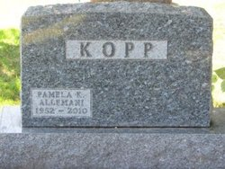 Pamela Kay <I>Kopp</I> Allemani