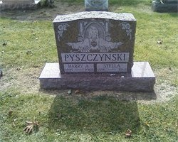 """Heromin A """"Harry"""" Pyszczynski"""