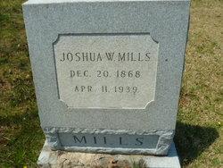 Joshua W Mills