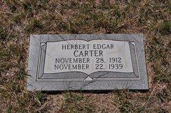 Herbert Edgar Carter