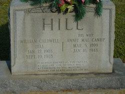 William Caldwell Hill