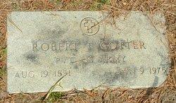 Robert Tuggler Cotter