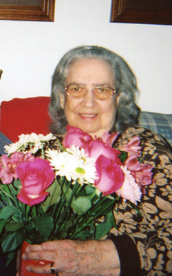 "Georgia Lois ""Lois"" <I>Rogers</I> Privett"