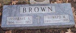 Howard M Brown