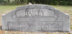 Henry B Bailey
