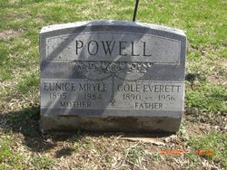 Cole Everett Powell