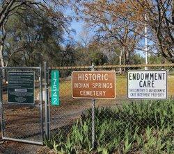 Indian Springs Cemetery
