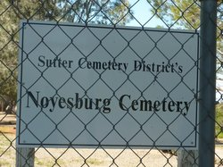 Noyesburg Cemetery