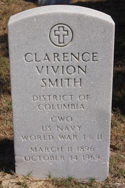 Clarence Vivion Smith