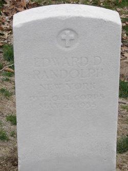 Edward D. Randolph