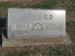 Mara Hoover <I>Clevenger</I> Alford