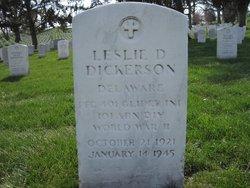 Leslie DuMont Dickerson