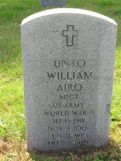 Unto William Airo
