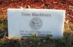 """Anthony Eugene """"Tony"""" Blackburn"""