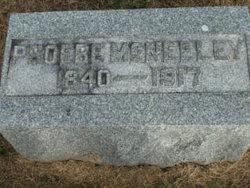 Phoebe Ellen <I>Thompson</I> McNeeley