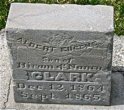Albert Eugene Clark