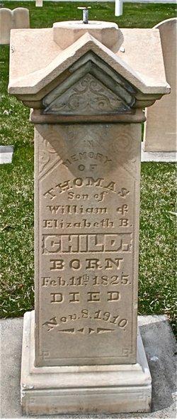 Thomas Child