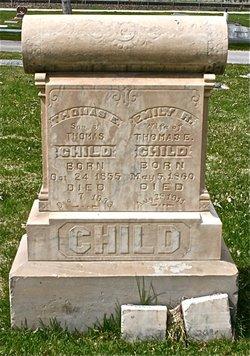 Thomas Edward Child, Sr
