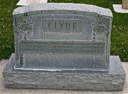 Eliza <I>McDonald</I> Clyde