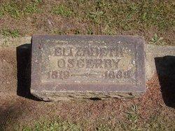"""Elizabeth """"Betsy"""" <I>Gaunt</I> Osgerby"""