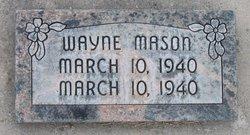 Wayne Mason