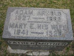 Mary Elizabeth <I>White</I> Arnold