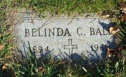 Belinda C <I>Radigan</I> Ball