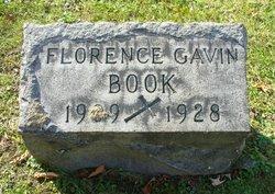 Florence Mary <I>Gavin</I> Book