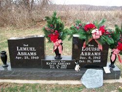 "Lemuel ""Lem"" Abrams"