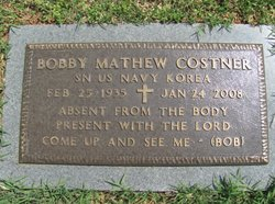Bobby Mathew Costner