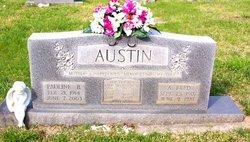 Thelma Pauline <I>Baucom</I> Austin