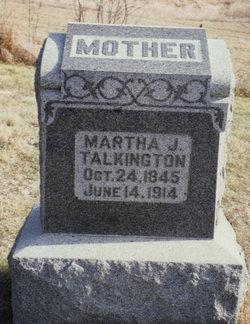 Martha Jane <I>Childs</I> Talkington
