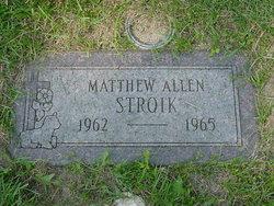 Matthew Allen Stroik
