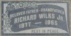 Richard Wilks, Jr
